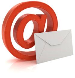 Suscríbete por email